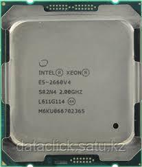 Intel CPU Server 14-Core Xeon E5-2660V4 (2.0 GHz, 35M Cache, LGA2011-3) tray, фото 2