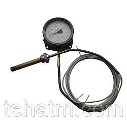 Термометр манометрический, конденсационный, показывающий ТКП-60С, ТКП-100С