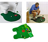 Гольф для туалета-Toilet Golf, фото 3