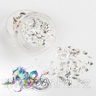 Чешуя дракона 3д ромбы (3D) ZOO (в ассортименте) 1278, 1280, 1281, 1282, 1283, фото 2