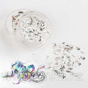 Чешуя дракона 3д ромбы (3D) ZOO (в ассортименте) 1278, 1280, 1281, 1282, 1283