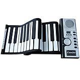 Гибкое пианино с мягкими клавишами, фото 4