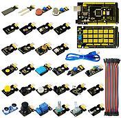 """Обучающий набор Arduino - """"Датчики"""" (с микроконтроллером Mega2560 R3)"""