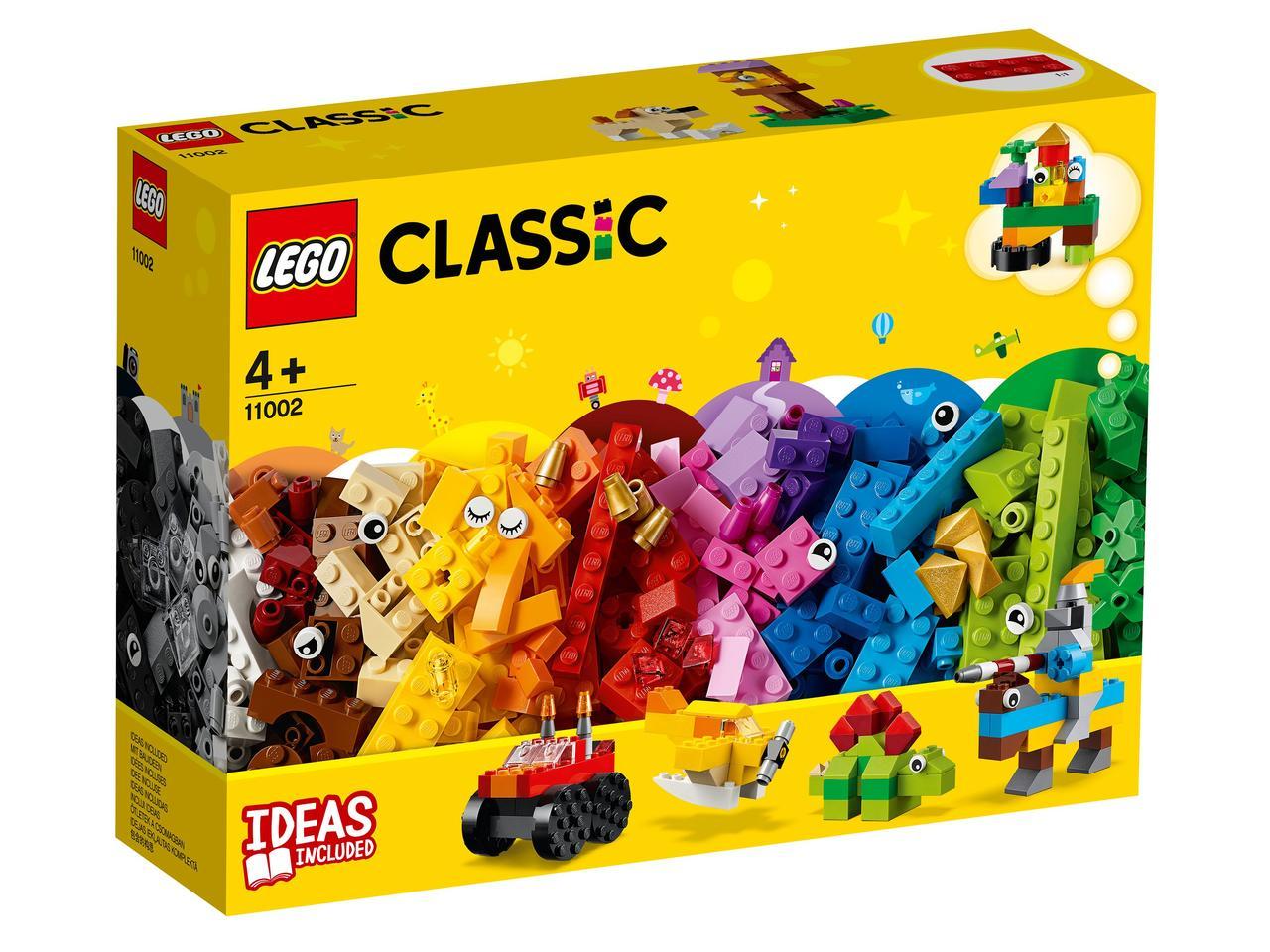 11002 Lego Classic Базовый набор кубиков, Лего Классик
