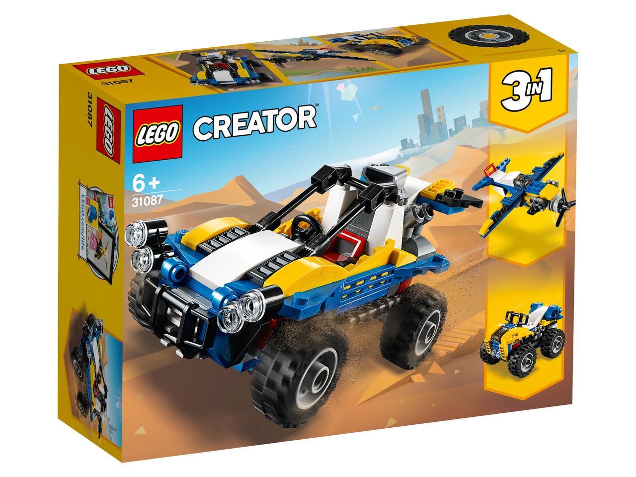31087 Lego Creator Пустынный багги, Лего Криэйтор