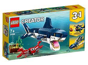 31088 Lego Creator Обитатели морских глубин, Лего Криэйтор