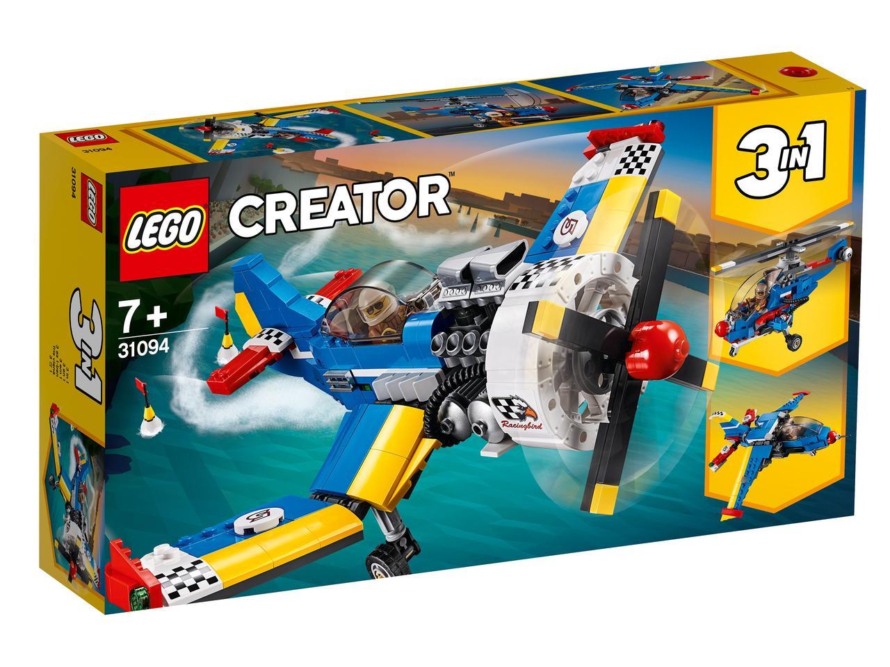 31094 Lego Creator Гоночный самолёт, Лего Криэйтор