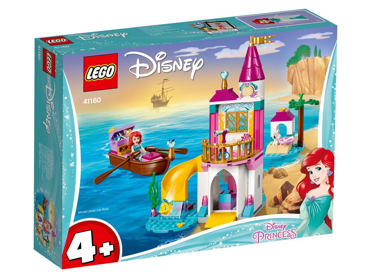 41160 Lego Disney Princess Морской замок Ариэль, Лего Принцессы Дисней
