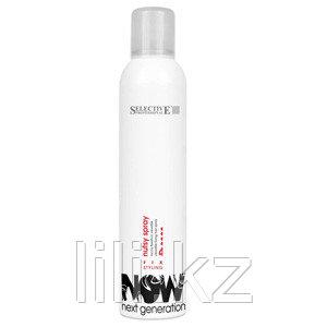 Лак- спрей универсальный сильной фиксации Selective Nutsy Spray 300 мл.