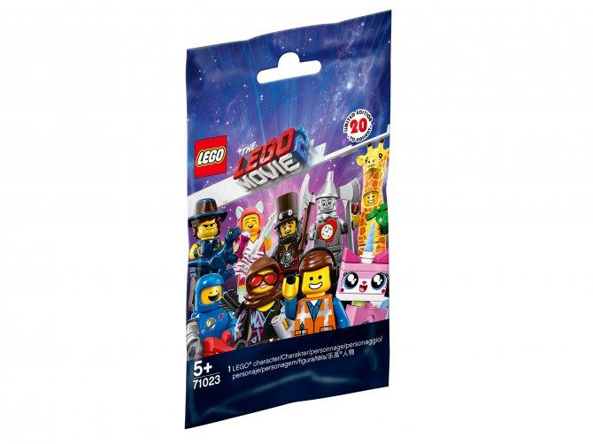 71023 Lego Минифигурка Лего Фильм 2, The LEGO Movie 2 (неизвестная, 1 из 20 возможных)