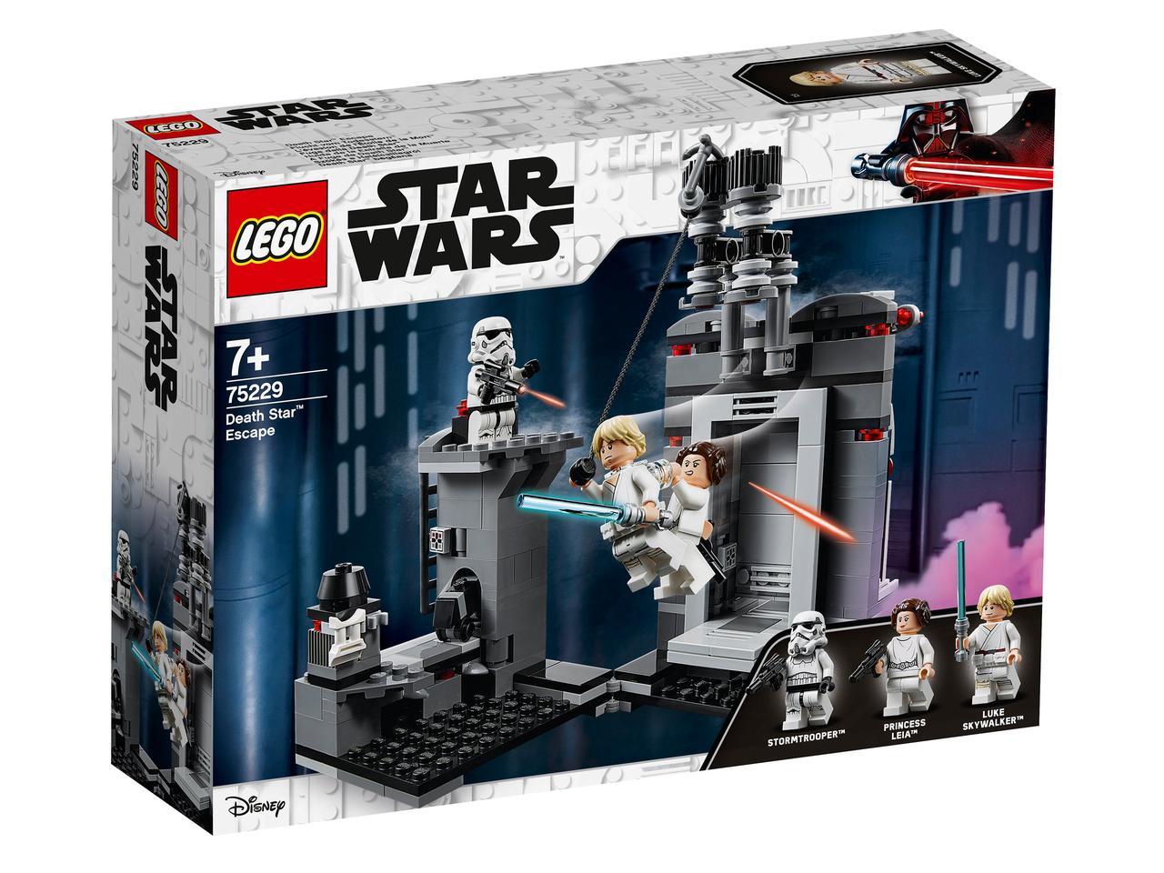 75229 Lego Star Wars Побег со Звезды смерти™, Лего Звездные войны