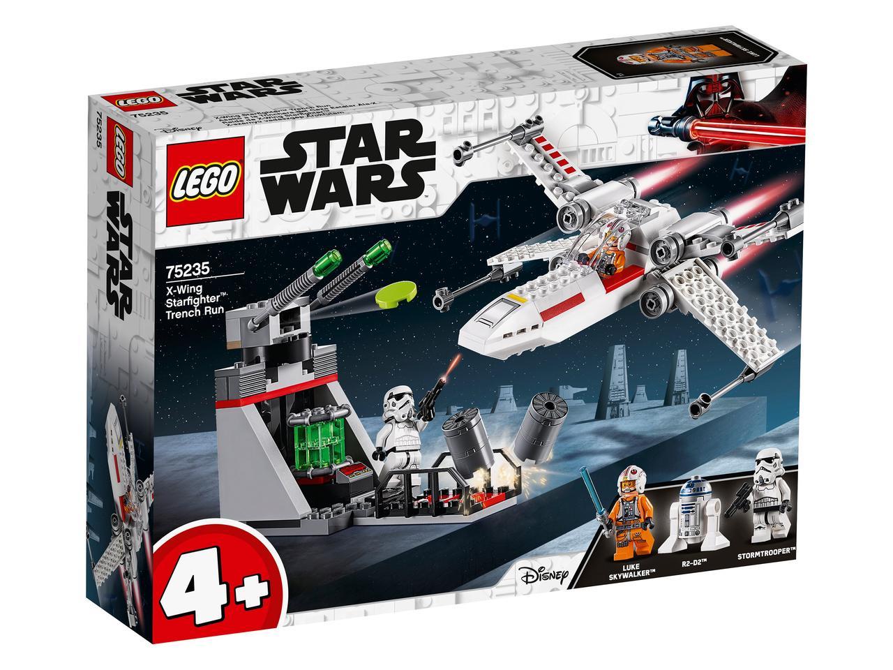 75235 Lego Star Wars Звёздный истребитель типа Х™, Лего Звездные войны