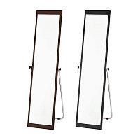 Напольное зеркало прямоугольное в деревянной раме, EP 9872S