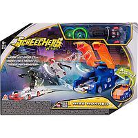 """Дикие Скричеры. Игровой набор """"Screechers Wild"""" Гонщик 4 в 1 и Машинка-трансформер"""
