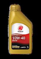 Моторное масло IDEMITSU 10W-40 1литр, фото 1