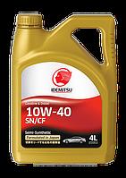 Моторное масло IDEMITSU 10W-40 4литр, фото 1