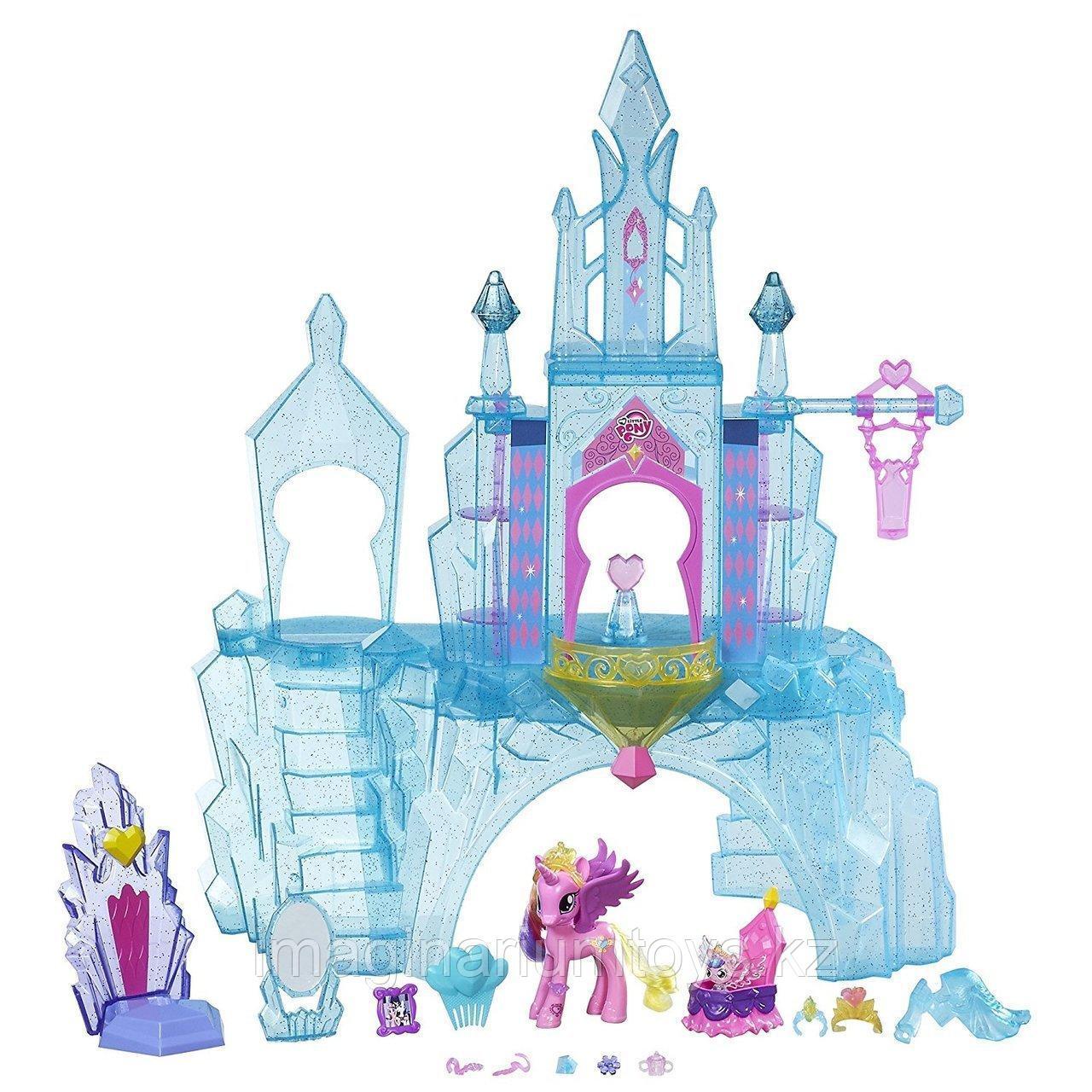 Игровой набор «Кристальный замок пони»  My Little Pony