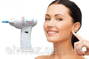 Вакуумный ухо-очиститель Wax Vacuum Ear Cleaner