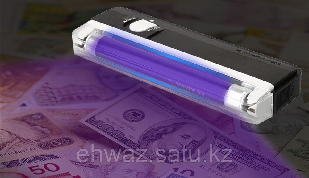 Портативный детектор валют