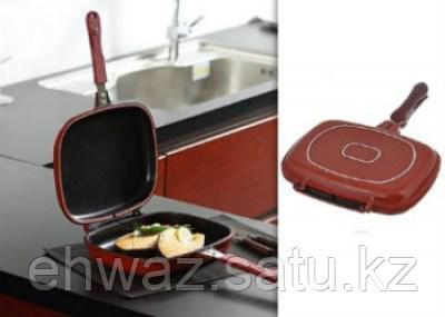 Двойная сковородка для гриля 28 см