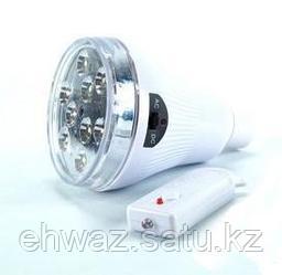 Светодиодная LED лампа Lux с аккумулятором и с пультом д/у