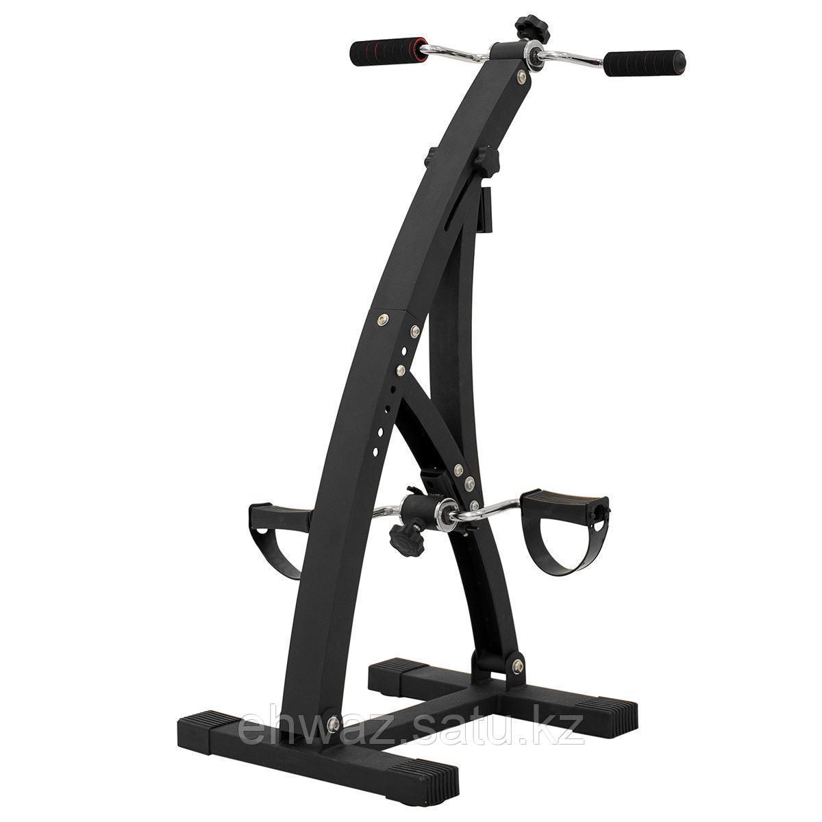 Педальный тренажер для ног и рук Dual Bike (Дуал Байк)
