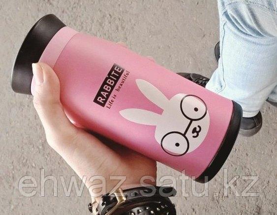 Термос бутылочка