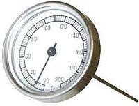 Термометр биметаллический ТБП-40