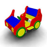 Детская Качалка на пружине «Кабриолет» Размеры: 1200 x 850 x 900мм
