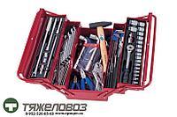 Набор инструментов универсальный в раскладном ящике (103 шт.) 902-103MR