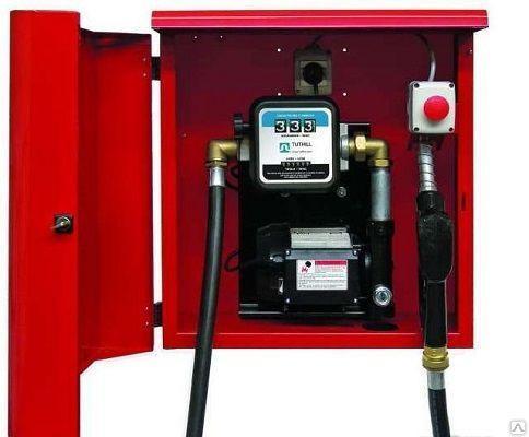 Мобильная топливораздаточная колонка Adam Pumps Armadilo 80