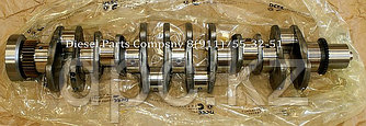 Коленчатый вал двигателя Cummins модели ISBe285 3974635 4934861