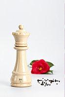 Мельница для специй Bisetti CHESS design by Itamar Harari / 2009 соли и перца , королева, цвет белый, фото 1