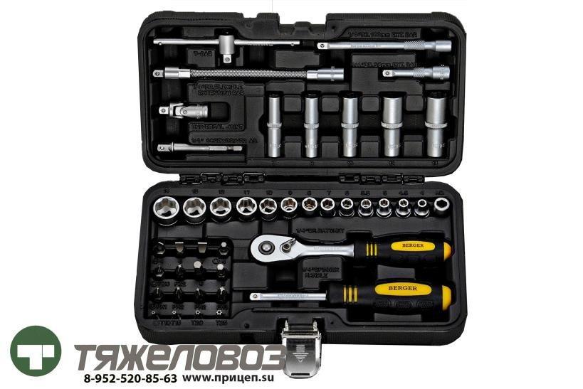 Универсальный набор инструментов (43 шт.) BG043-14