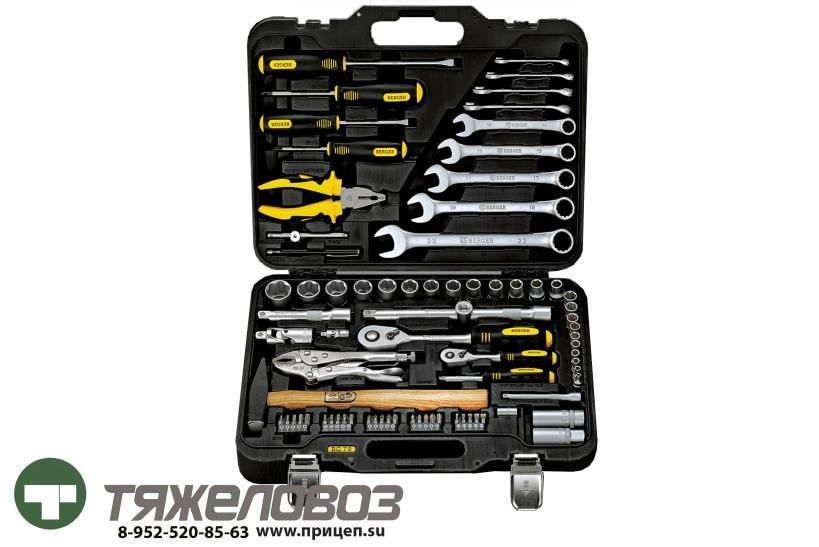Универсальный набор инструментов (78 шт.) BG078-1214