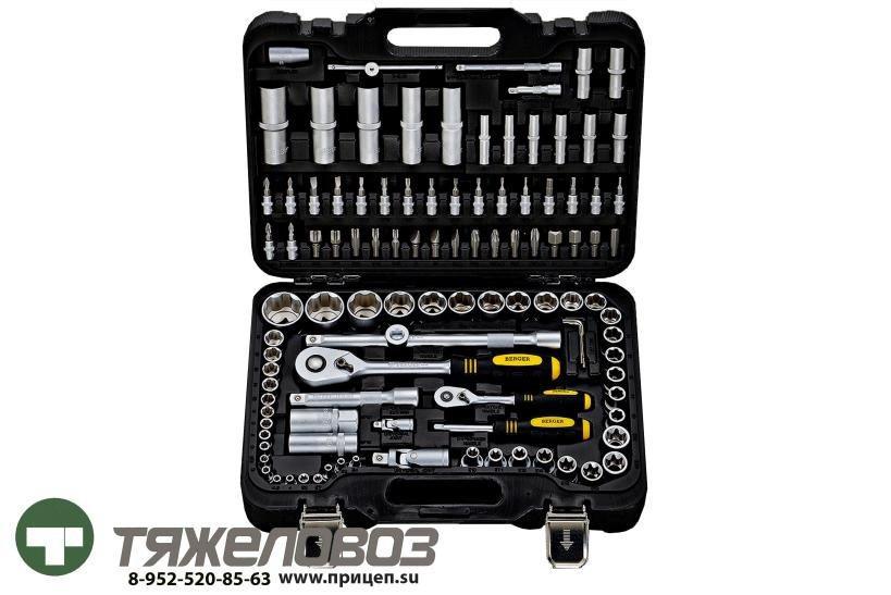 Универсальный набор инструментов (108 шт.) BG108-1214