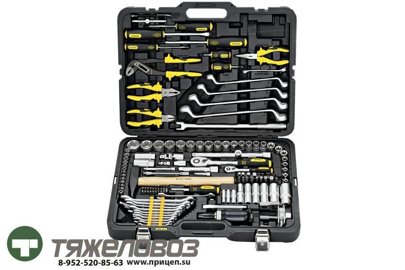 Универсальный набор инструментов (131 шт.) BG131-1214
