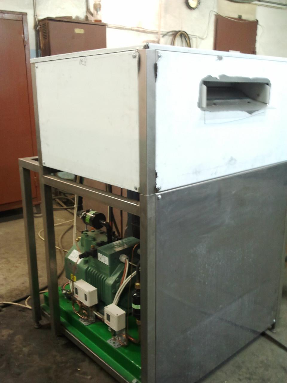Льдогенератор на 1500кг