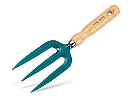 """Вилка посадочная RACO """"TRADITIONAL"""" с деревянной ручкой, 280мм"""