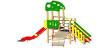 Детский Игровой комплекс для улицы Размеры 5920х2830х3910мм