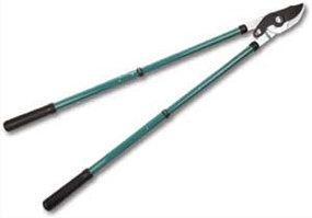 Сучкорез RACO с телескопическими ручками, 2-рычажный, рез до 32мм, 630-950мм