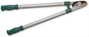 Сучкорез RACO с алюминиевыми ручками, 2-рычажный, с упорной пластиной,  рез до 36мм, 750мм