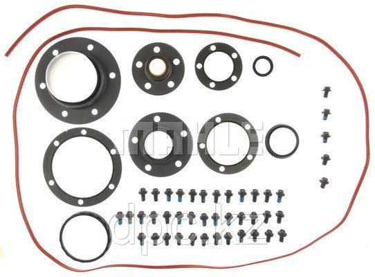 Набор прокладок крышки привода ГРМ MAHLE JV5017 для двигателя Cummins M11, L10 4955665 3804744 3328698