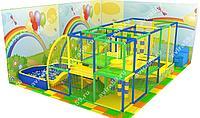Детский игровой лабиринт «Веселые ребята», фото 1