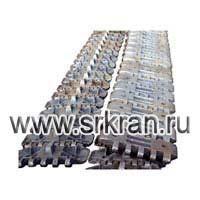 Гусеничная лента РДК 250 сталь 35
