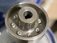 Упругая втулочно-пальцевая муфта подъема стрелы РДК-250