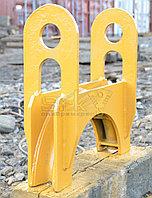 Траверса жесткого гуська на кран РДК-250 721.121-40.02.0:000