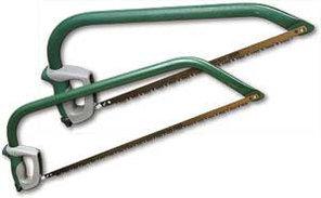 Пила лучковая RACO садовая, с 2-компонентной ручкой, 762мм