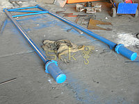 Упоры стрелы с подкосами РДК-250