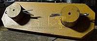 Соединение стреловых оттяжек (вант) крана ДЭК-251